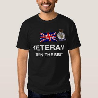 Veteran Be The Best U.K. Armed Forces T-Shirt