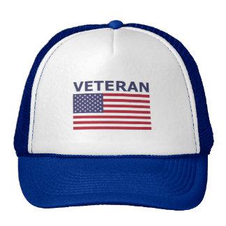 VETERAN CAP