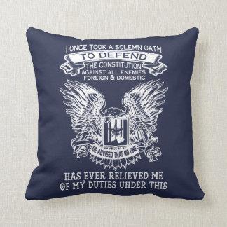Veteran Cushion