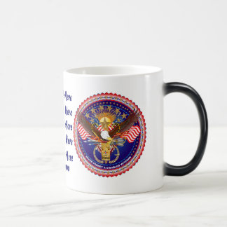 Veteran Disabled Add photo View About Design Morphing Mug