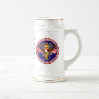 Veteran Disabled Add photo View About Design 18 Oz Beer Stein