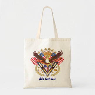 Veteran Friend or Family Member See Notes Plse Budget Tote Bag