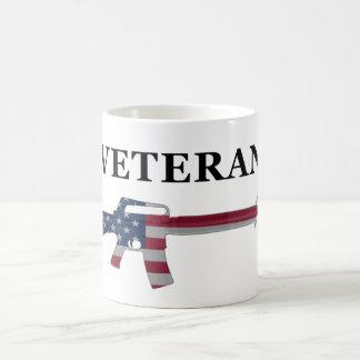 Veteran M16 Coffee Mug