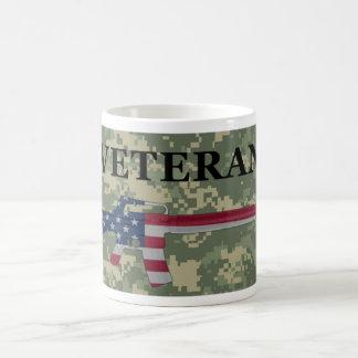 Veteran M16 Coffee Mug Green