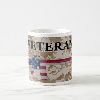 Veteran M16 Coffee Mug Tan