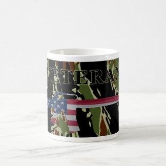 Veteran M16 Coffee Mug Tiger Stripe