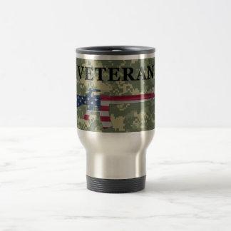 Veteran M16 Travel Mug Green