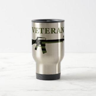 Veteran M16 Travel Mug Subdued