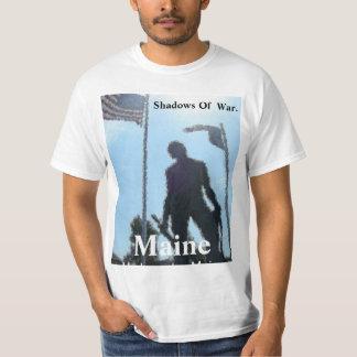 Veteran Memorial Maine T-Shirt