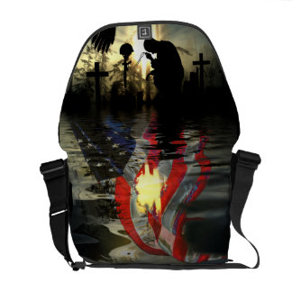 Veteran Memorial Vale of Tears Remembrance Commuter Bags