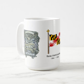 Veteran - Military Service Coffee Mug