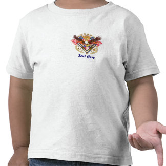 Veteran Over My Heart For Famly or Friend V-Notes T-shirts