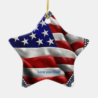 Veteran Products Ceramic Star Decoration