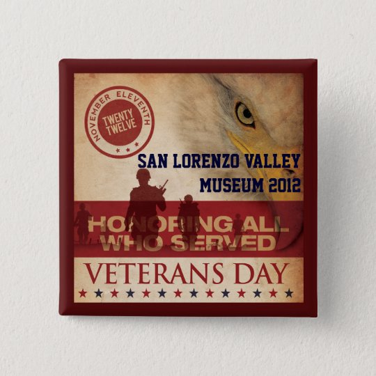 Veterans 2012 Button