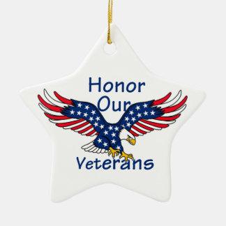Veterans Christmas Ornament