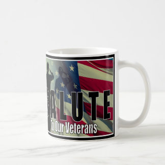 Veterans Coffee Mug