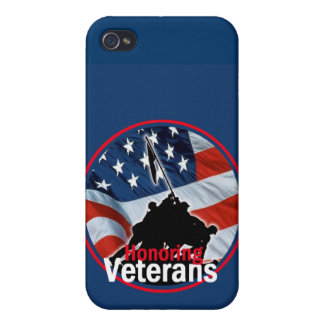 Veterans Covers For iPhone 4