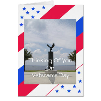 Veteran's Day Greeting Card