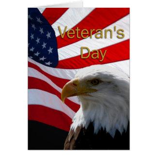Veterans Day Greeting Card