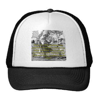 Veteran's Day Mesh Hat