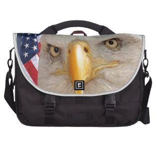 """Veterans Day"" Laptop Commuter Bag"