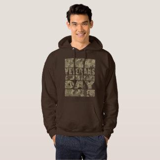 Veterans Day Men's Hooded Sweatshirts