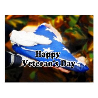 Veteran's Day Postcard