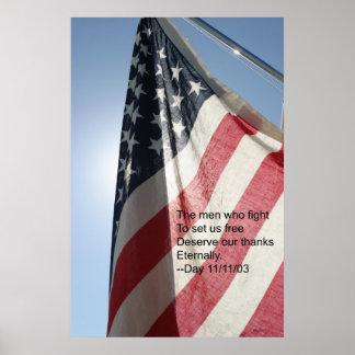 Veterans' Day Poster