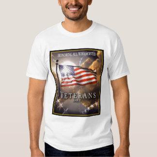 Veteran's Day - Remembering a lost Veteran Shirt