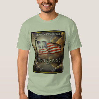 Veteran's Day - Remembering a lost Veteran T Shirt