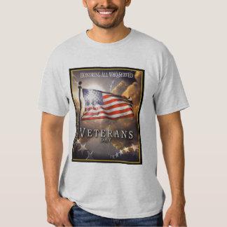 Veteran's Day - Remembering a lost Veteran Tee Shirt