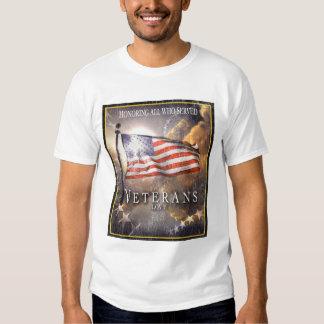 Veteran's Day - Remembering our lost veterans Tshirt