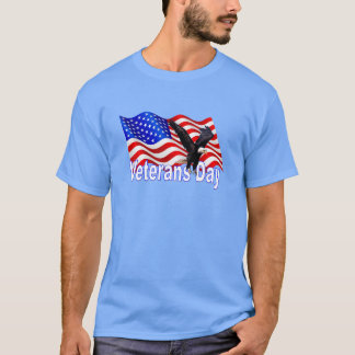Veterans Day T-shirt: By Antsafire T-Shirt