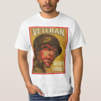 Veteran's Day - Veteran - Never Forget T-shirts