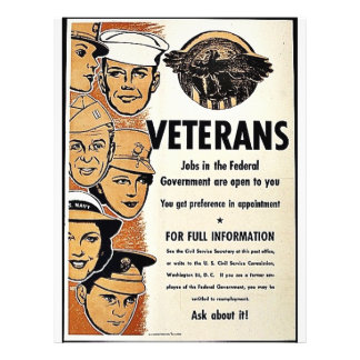 Veterans Flyers