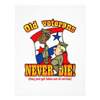 Veterans Full Color Flyer