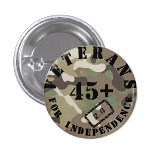 Veterans For Independence 2.0 Camo Badge