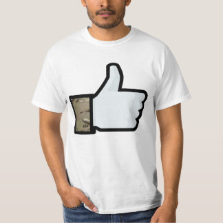 Veterans for Indy 2.0 Thumbs Up T-Shirt