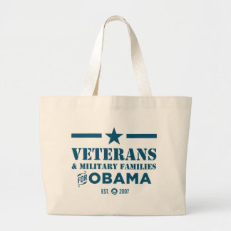 Veterans for Obama Bags
