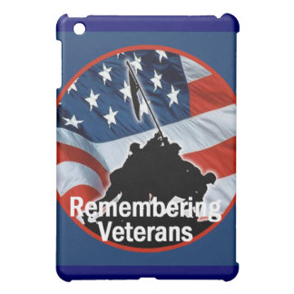 Veterans iPad Mini Cover