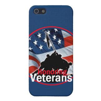 Veterans iPhone 5/5S Case