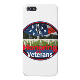 Veterans iPhone 5/5S Covers