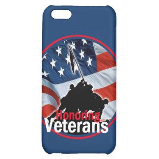 Veterans iPhone 5C Cover