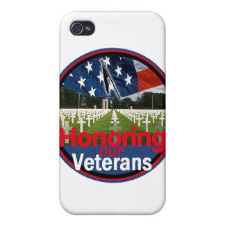 Veterans iPhone 4/4S Cases