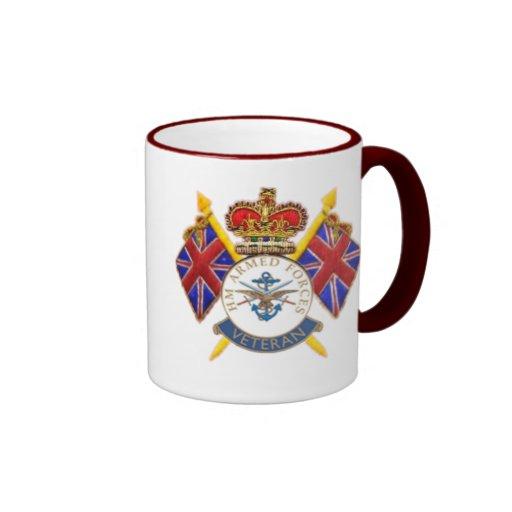 Veteran's Large Mug