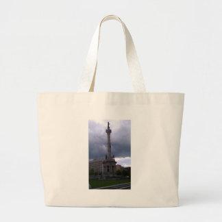 Veteran's Memorial, Scranton PA Canvas Bag