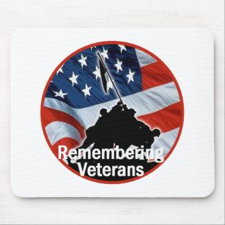 Veterans Mouse Pad
