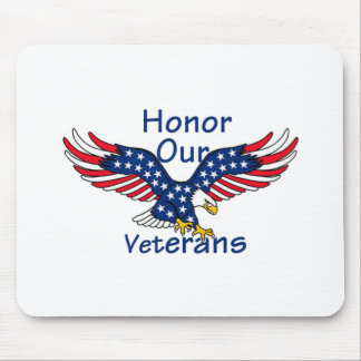 Veterans Mouse Pad