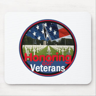 Veterans Mouse Pads