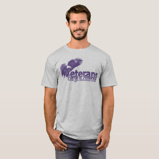 Veterans Party of America Eagle and Logo T-shirt